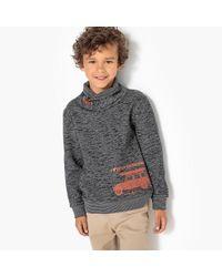 La Redoute - Snood Sweatshirt, 3-12 Years - Lyst