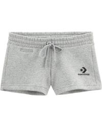 Converse Short Star Chevron Embroidered - Gris
