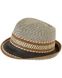 La Redoute - Print Hat - Lyst