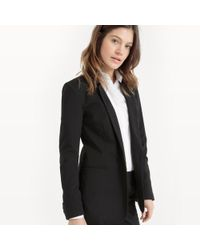 La Redoute - Tailored Blazer, Length 69cm - Lyst