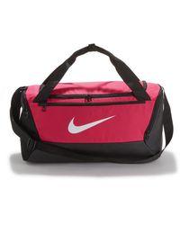 Nike Bolso deportivo Brasilia Duffle Bag - Multicolor