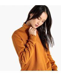 La Redoute - Basic Sweatshirt - Lyst