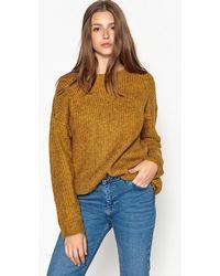 See U Soon - Crew Neck Chunky Knit Jumper/sweater - Lyst