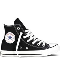 Converse Chuck Taylor All Star Core Canvas Hi - Negro