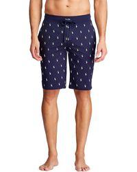 Polo Ralph Lauren Short de pijama - Azul