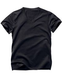 La Redoute - V-neck T-shirt - Lyst