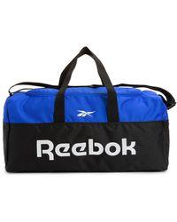 Reebok Bolso de deporte - Azul
