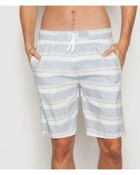 LA REDOUTE | Striped Boardshorts | Lyst