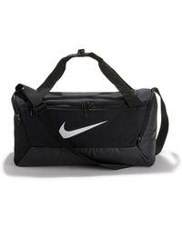 Nike Bolso deportivo Brasilia Small Duff - Negro
