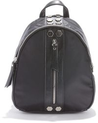 La Redoute - Metal Studded Backpack - Lyst