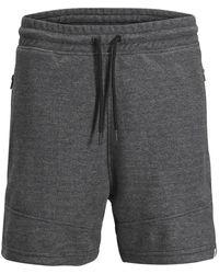 9dde83feb48d Lyst - Jack   Jones Bermuda Shorts in Black for Men
