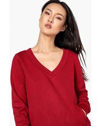 La Redoute - Sweatshirt With Pockets - Lyst