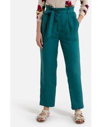 Harris Wilson Pantalon à pinces DOSVI - Vert