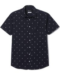 La Redoute - Regular Fit Printed Shirt - Lyst