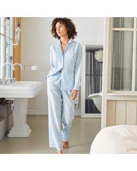 La Redoute - Pijama de plumetis - Lyst