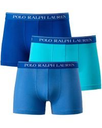 Polo Ralph Lauren - Pack Of 3 Hipsters - Lyst