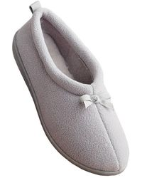 DAMART Zapatillas de casa Thermolactyl - Gris