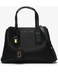 Marc Jacobs - The Editor 29 Black Leather Tote Bag - Lyst