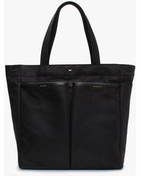 Anya Hindmarch Nevis Black Nylon Tote Bag