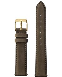Larsson & Jennings - Brown Women's Leather Watch Strap By . - Lyst