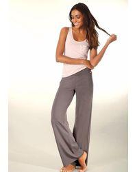 Lascana Pantaloni homewear - Multicolore