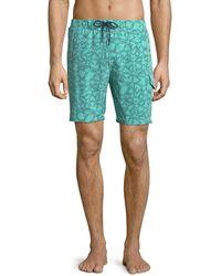 Sovereign Code - Men's Cannonball Swim Shorts - Lyst