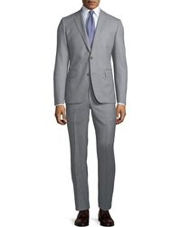 Neiman Marcus - Modern-fit Two-piece Wool Suit - Lyst
