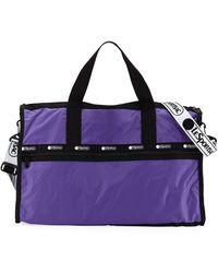 LeSportsac - Candace Nylon Weekender Bag - Lyst