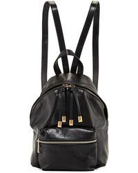 Neiman Marcus - Amalfi Mini Leather Backpack - Lyst