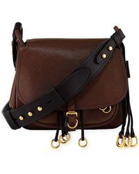 499231882254 Prada - Saffiano Corsaire Hunting Shoulder Bag - Lyst