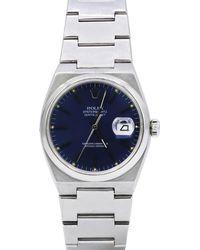 Rolex - Pre-owned 36mm Datejust Bracelet Watch - Lyst