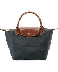 Longchamp - Le Pliage Small Handbag - Lyst