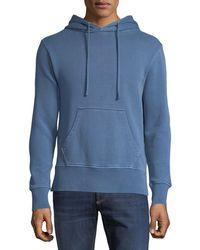 Joe's Steven Half-Zip Hoodie Sweatshirt