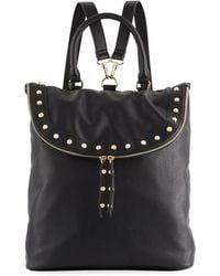 Neiman Marcus - Jackson Studded Backpack - Lyst