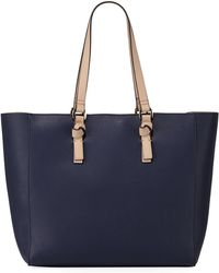 Neiman Marcus Bobbie Large Tote Bag With Charger - Multicolour