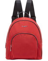 Karl Lagerfeld - Cara Nylon Medium Backpack - Lyst