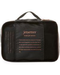 MYTAGALONGS Jetsetter Packing Pods Set - Black