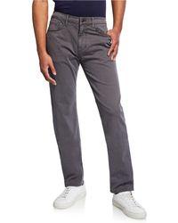 Joe's Jeans - Men's Brixton Straight Twill Pants - Lyst