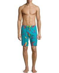 Sovereign Code - Men's Harbor Swim Shorts - Lyst