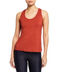 Body Language Sportswear - James Sportswear Strappy-back Tank - Lyst