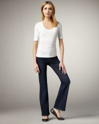 Christopher Blue - T.e. Valley Flatiron Flared Jeans - Lyst
