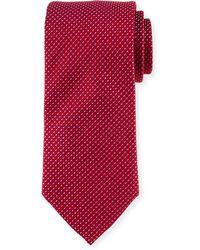 Peter Millar - Dash Textured Silk Tie - Lyst