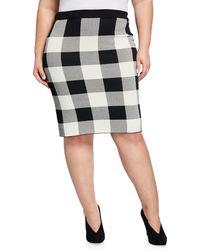 d5ac0c4e02 RACHEL Rachel Roy Bailen Asymmetrical Skirt, Created For Macy's in Gray -  Save 68% - Lyst