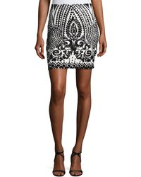 Goldie London | Rock The Boat Sequined Pencil Skirt | Lyst