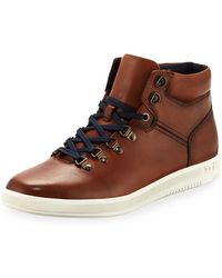Joe's Jeans - Men's Slow Joe High-top Sneakers - Lyst