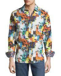 Robert Graham - Classic-fit Burlingame Sport Shirt - Lyst
