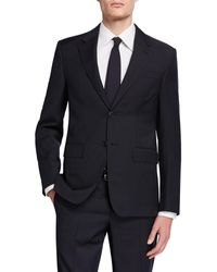 Valentino - Men's Wool Two Piece Suit - Lyst