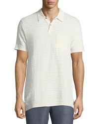 Sol Angeles - Men's Finca Polo Shirt - Lyst