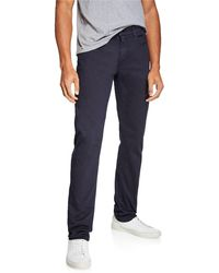 Bugatchi - Men's Slim Straight Denim Jeans - Lyst