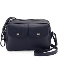 Lyst - Longchamp Le Foulonne Small Hobo Bag in Black 0f94963747